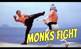 Wu Tang Collection - Monks Fight WIDESCREEN