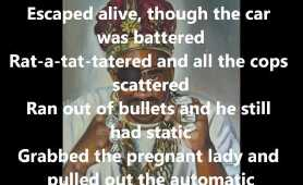 Slick Rick  - Childrens Story (Lyrics)