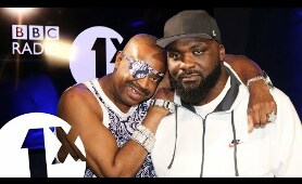 Slick Rick chats with 1Xtra's DJ Ace for Black History Month