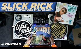 """Discover Samples Used On Slick Rick's """"The Great Adventures of Slick Rick"""""""