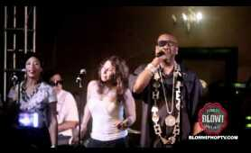 """SLICK RICK x RED BULL MUSIC ACADEMY """"FIVE OUT OF FIVE"""": BLOWHIPHOPTV.COM"""