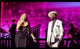 Mariah Carey - Giving Me Life - Feat. Slick Rick & Blood Orange (3/25/2019) New York, NY