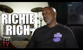 Richie Rich on 2Pac Making Him Turn Off Biggie & Lil Kim Songs (Part 7)