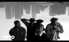 The Pharcyde - Passin' Me By (Official Music Video)