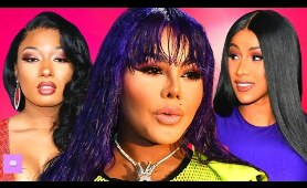 "Lil' Kim Starting an  ""Only Fans"" + Cardi B Fans Respond to her Shading the ""Wap"" Video..."
