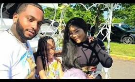 Lil Kim Celebrating Daughter's Birthday