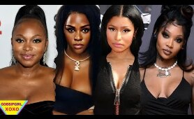 Lil' Kim shades Nicki Minaj & Naturi Naughton  - Summer Walker clapback at Jaguar Wright 4 lies