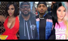 Lil' Kim BF Papers confess he will END Kim if she cheats, Porsha breakup with Dennis over thots