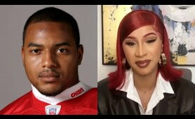 Former NFL Player GOES 0FF On Cardi B After Her EMBARRASSING Interview W/ Joe Biden.