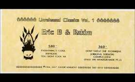Eric B. & Rakim - Unreleased Classics, Vol. 1 (1996)