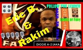 Eric B. and Rakim: Your favorite Rapper's Favorite Rapper!