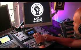 Roland MV-8800: Old School Beats Live finger Drumming to show my support for the BLM-movement