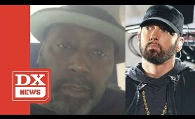 "Big Daddy Kane Explains Why Eminem Is The ""Kobe Bryant"" Of Hip Hop"