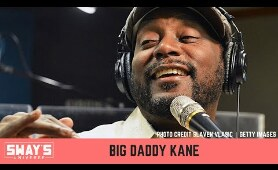 Big Daddy Kane on Freestyling with Kool G Rap, Partying with Benny Medina and New Music with Chuck D