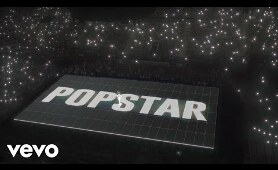 DJ Khaled ft. Drake - POPSTAR (Official Visualizer)