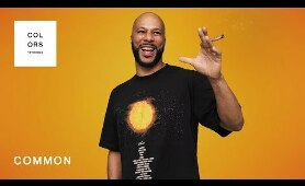 Common - Good Morning Love | A COLORS SHOW