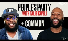 Talib Kweli & Common Talk Kanye For President, Ice Cube, J Dilla, Activism | People's Party Full