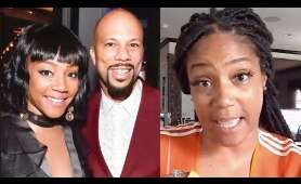 Tiffany Haddish Pregnant With Common's Baby, But He's Not Happy And Conflicted Because Of This