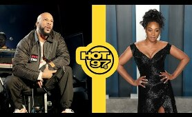 Tiffany Haddish Confirms Common Dating Rumors + Rapper Accused Of Sexual Assault