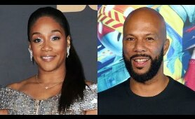Rapper Common Gushes Over 'Queen' Tiffany Haddish: 'I'm Happy'