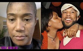 """Tiffany Haddish speak on COMMON and Jaguar Wright """"I DON'T CARE WHAT HE DID I LOVE HIM"""""""