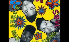 De La Soul  - Plug Tunin' Original 12'' Version  (by Dj Ed lado leste )