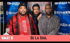 De La Soul Is Getting ROBBED by Tommy Boy Records Still on Their 30th Anniversary | Sway's Universe