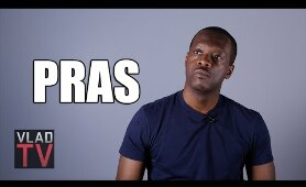 Pras on Fugees Breaking Up, Didn't Know Wyclef Got Lauryn Hill Pregnant