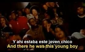 The Fugees (Lauryn Hill) - Killing Me Softly [Lyrics English -Español Subtitulado]