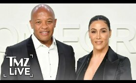 Dr  Dre's Wife, Nicole Young, Files for Divorce | TMZ Live