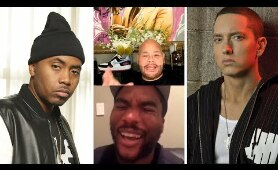 Charlamagne The God & Fat Joe Debate Over Rappers That Will Wash Eminem