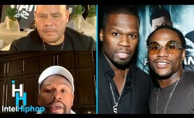 Floyd mayweather tells fat joe the real reason why him & 50 cent fell out and gives free game
