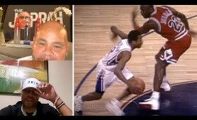 Allen Iverson Gives Fat Joe The REAL on 'Practice', Michael Jordan, Kobe Bryant & MORE