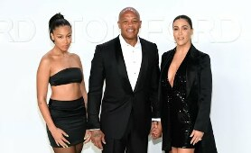 Dr Dre's Wife Files For Divorce After 24 Years Of Marriage & Seeks 1/2 Of His Billion Dollar Fortune
