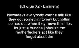 Dr. Dre - Forgot About Dre (Lyrics)