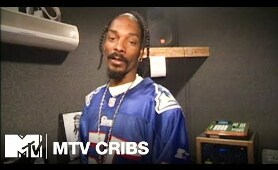 Snoop Dogg Welcomes You to Tha Dogg House   MTV Cribs
