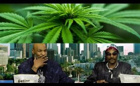 Mike Tyson and Snoop Dogg Smoke Weed and Talk Business I GGN News