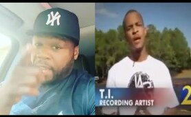 50 Cent Responds To T.I. Brings Up Crime Stoppers Video