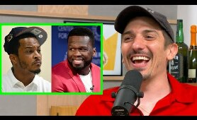 Why 50 Cent is the Last Person You Want to Beef With | Charlamagne Tha God and Andrew Schulz
