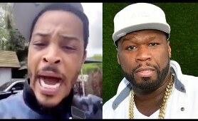 """T.I. Goes Off On 50 Cent Tells Him To Pull Up To ATL """"Kanye Already Dusted You"""""""