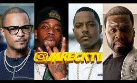 Mase Calls M.Reck Reacts To 50 Cent & T.I. Beef Rides W/ 50|Signs Fivio Foreign|Fab Vs Jada Verzuz