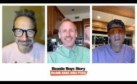 Beastie Boys Story — Reddit AMA After Party with Mike D, Adrock and Spike Jonze