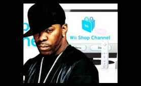 Busta Rhymes Goes To The Wii Shop Channel