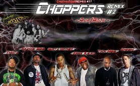 CHOPPERS Remix #2 (ft. Tech N9ne, Eminem, Busta Rhymes, Twista, Krayzie Bone & more!)