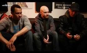 Nate57 & Telly Tellz: Ward 21, Busta Rhymes, Kool G Rap, Geto Boys & Big H | Interview– Toxik trifft
