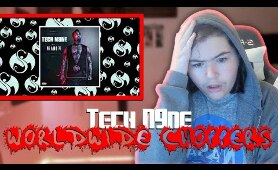 Tech N9ne - Worldwide Choppers (Feat. Busta Rhymes, Yelawolf, Twisted Insane) {Reaction}