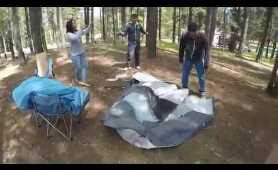 Cypress Hills | Day 1 - Camping