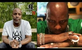 DMX Gives Powerful Speech Before The Collapse Of America!