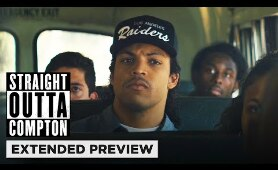 Straight Outta Compton | Ice Cube Meets the Crenshaw Mafia