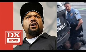 Ice Cube, Common, Ice T & Snoop Dogg Sickened By Minnesota Cop Suffocating Black Man To Death